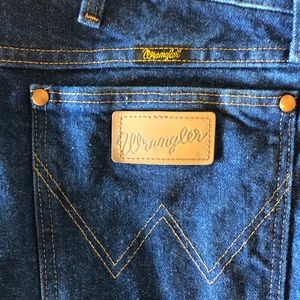 Wrangler Men's Original Fit Jeans 40x32